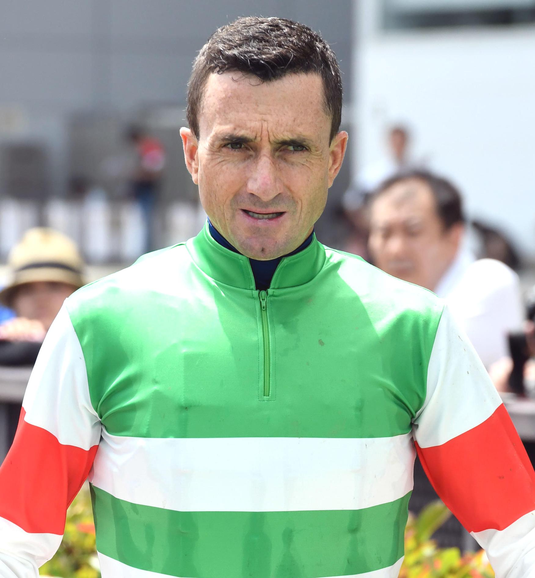 香港競馬通算1813勝、ホワイト騎手がラスト騎乗|極ウマ・プレミアム